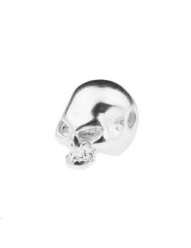 Crâne 6x9mm trous passants