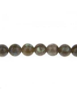 Labradorite 9mm lot de 2 pièces