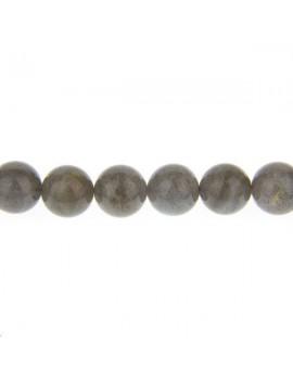 Labradorite 10mm lot de 2 pièces