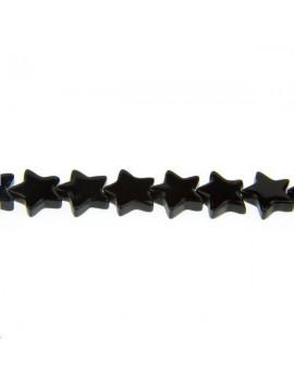 Agate étoile 10x10mm