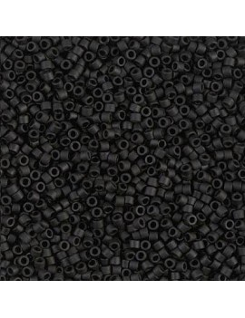 Delica Miyuki 11/0 matte black