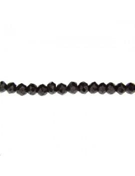 Spinelle rondelle facettes 2,5-3mm