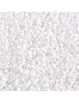 Delica Miyuki 10/0 matte white