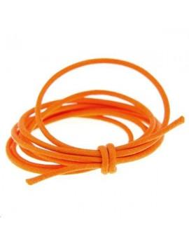 Coton ciré 1,8mm orange