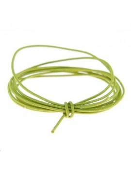 Fashion cord diamètre 0,6mm amande vendu au mètre