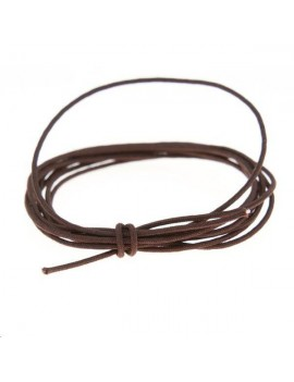Fashion cord 0,6mm marron