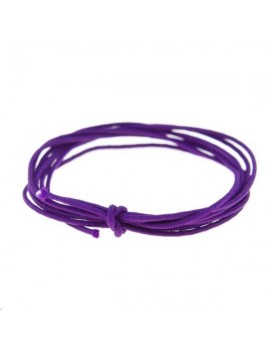 Fashion cord 0,6mm violet