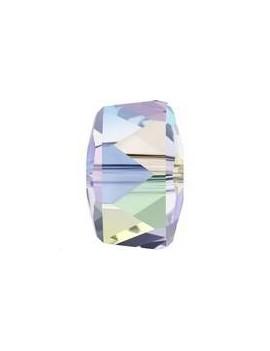Rondelle bead 4mm Crystal AB