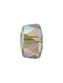 Rondelle Bead 4mm Crystal Paradise shine