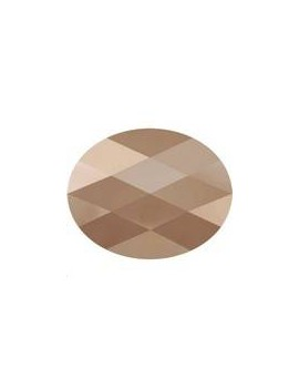 Perle ovale 8x6mm cr rose gold