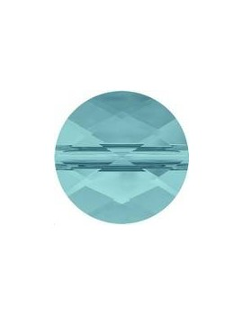 Perle mini round 8mm light turquoise