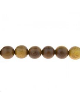 Bois chêne rond 16,5mm vendu par rang de 40cm
