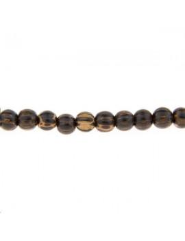 Bois patikan rond 8,5mm vendu par rang de 40cm