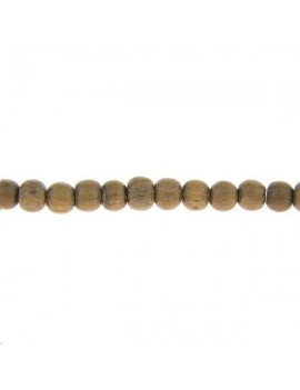 Bois grey rond 5mm vendu par rang de 40cm