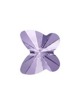 papillon 8mm Violet