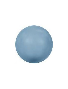 Nacre ronde 4mm turquoise