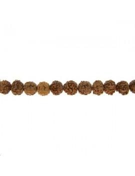 Collier de prière bouddhiste 108 graines vendu par rang de 60cm