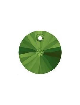 pendentif 8mm dark moss green