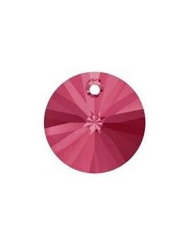 Pendentif 8mm Indian pink