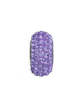 Perle Becharmed pavé 13.5mm tanzanite