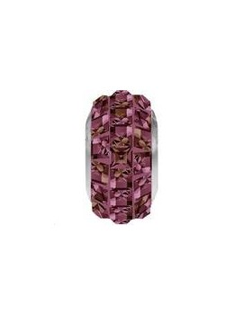 Perle Becharmed pavé crystal lilac shadow