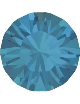 Lot 50 pièces strass plat à coller 1,8mm (SS5) caribbean blue opal foiled