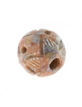 Soap stone ronde 16MM