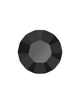 Lot 50 pièces strass plat à coller 3,2mm (SS12) jet unfoiled