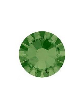 Lot 50 strass plats à coller 1,8mm Xilion rose (SS5) fern green foiled