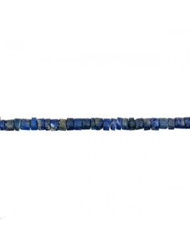 Lapis lazuli rondelle 5-6mm