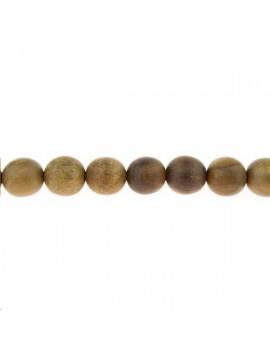 Bois agarwood rond 16mm lot de 1 pièce