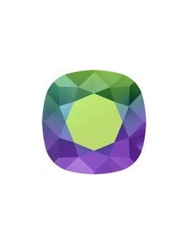 Cabochon carré 10mm crystal