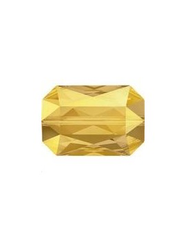 Emerald cut bead 14x9,5mm C mt sun