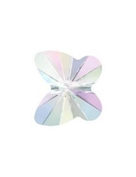 papillon 12mm Crystal AB