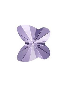 papillon 12mm Violet