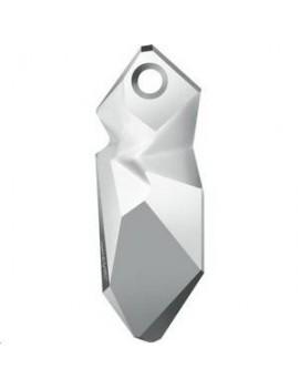 Kaputt pendant 28mm crystal light chrome Designer edition Jean Paul Gaultier