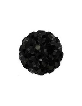 Pave ball 6mm jet