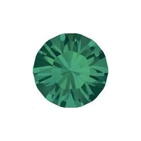 Lot 50 pièces strass plat à coller 2mm (SS6) emerald f
