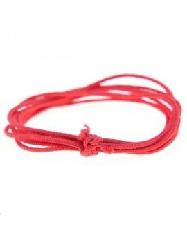 Fashion cord diamètre 0,8mm coraïl vendu au mètre