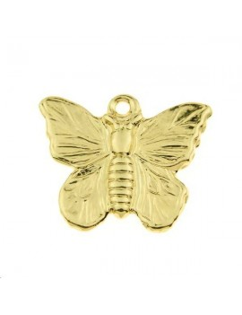 Pampille papillon 11x13mm