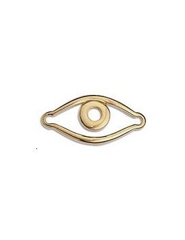 Pampille œil 26x13mm