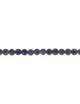 Dumortiérite ronde 3-4mm