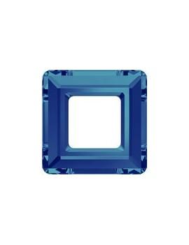Carré évidé 14mm crystal bermuda bleue unfoiled