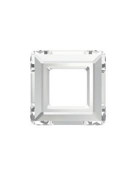 Carré évidé 20mm crystal