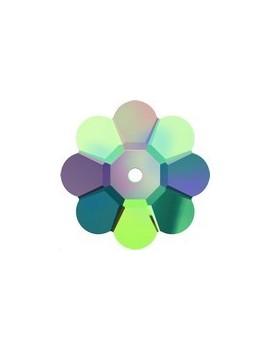 Fleur 6mm vitrail medium