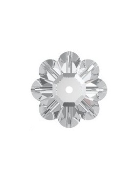 Fleur 6mm crystal