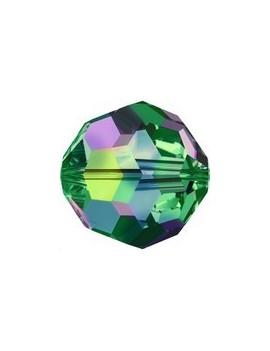 ronde 4mm crystal vitrail medium