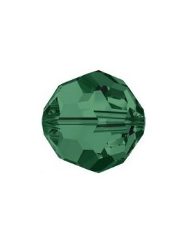 ronde 4mm emerald