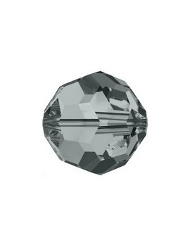 Ronde 3mm black diamond