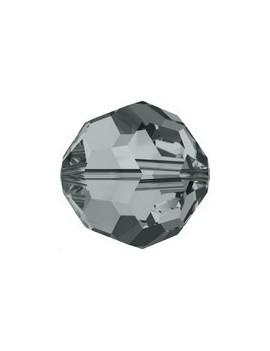 ronde 4mm black diamond